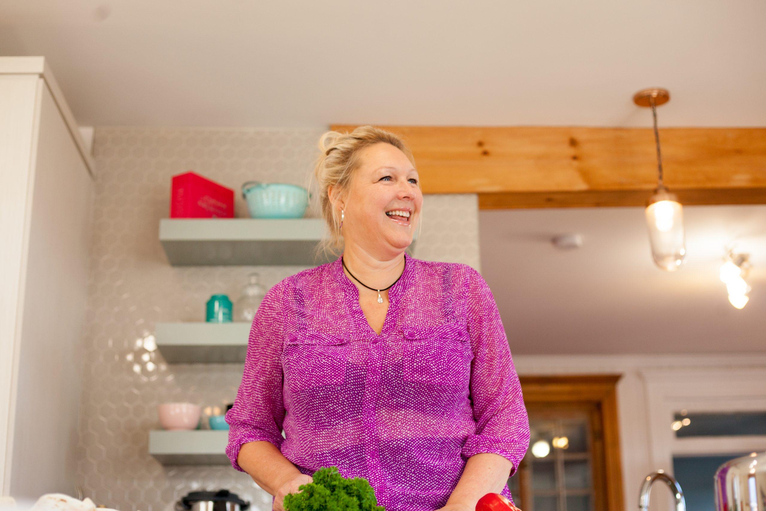 Annie Caron Cuisine Santé